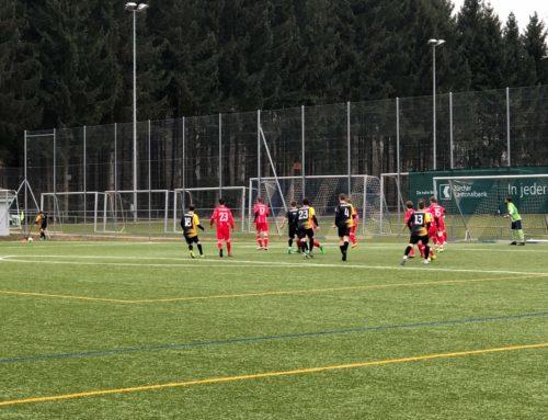 Nach Fehlstart verdientes 4:4 gegen 3. Ligisten FC Elgg