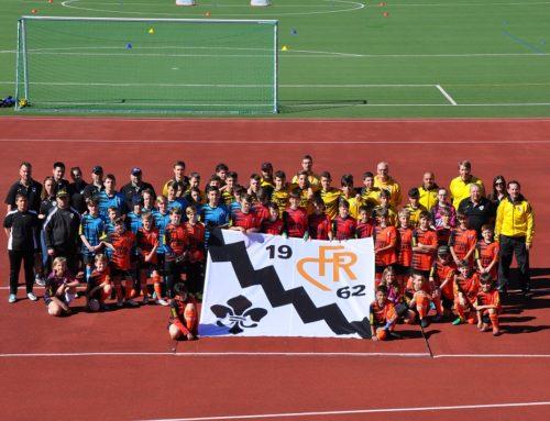 2. FCR Soccer Camp 2018