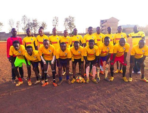 FCR Spende für Afrika