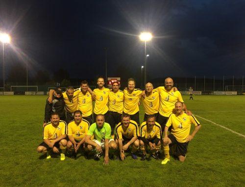 Meisterschaftssieg 2018/2019  für die Senioren 40+