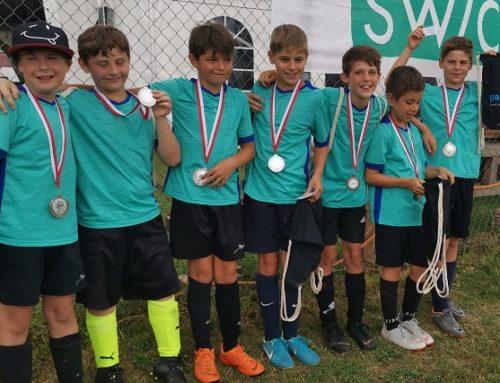 2. Platz für FCR-Kickers