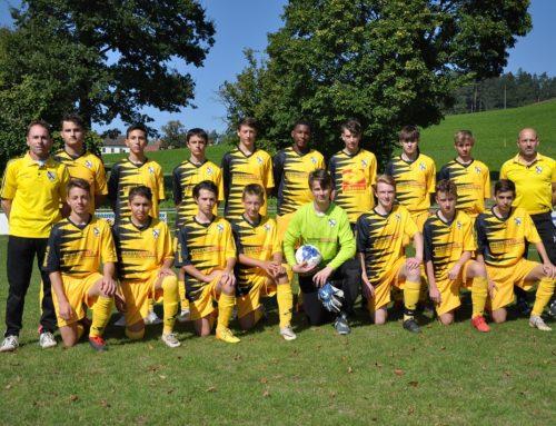 B-JuniorenFC Räterschen gegen den FC Ellikon Marthalen