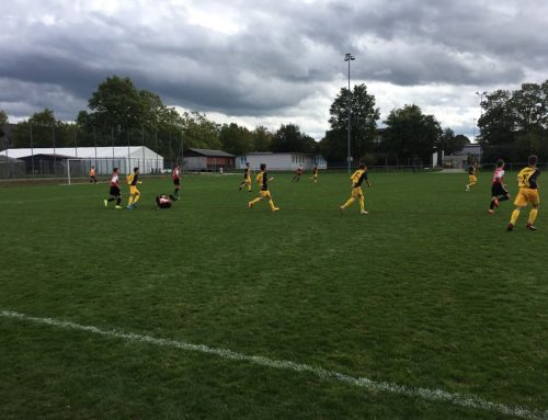 B-Junioren: FC Rafzerfeld gegen den FC Räterschen