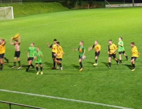 Cup-Spiel C Junioren FC Weisslingen – FC Räterschen